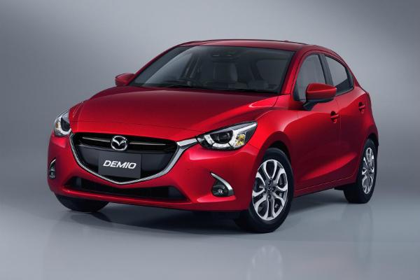 Mazda2 или Demio