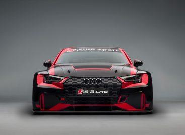 Вышла гоночная версия Audi RS 3