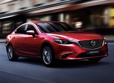 Mazda отзовет почти 25 тысяч авто