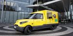 Deutsche Post сконструировала свой электрогрузовик