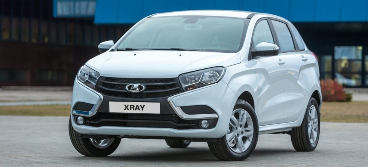 Известна цена на новую Lada Xray