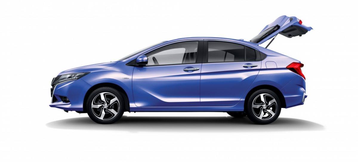 Honda показала новый хетчбек Gienia