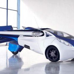 Продажи летающего автомобиля начнутся в 2017 году
