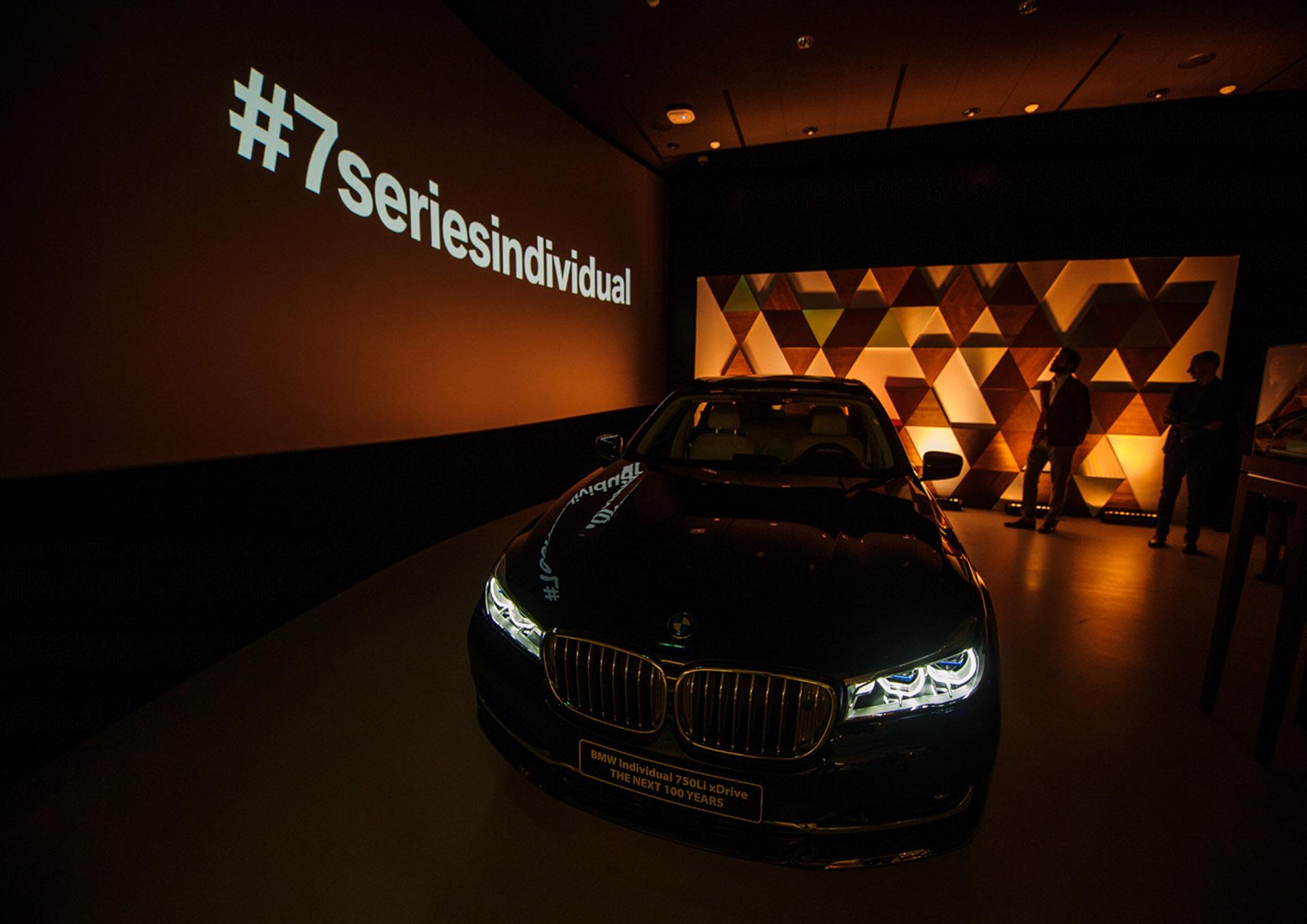 BMW Individual 750Li xDrive