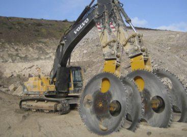 Мега Машины: Гигантские пилы для добычи мрамора и гранита