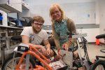 Беспилотные трициклы могут заменить автомобили в службах такси