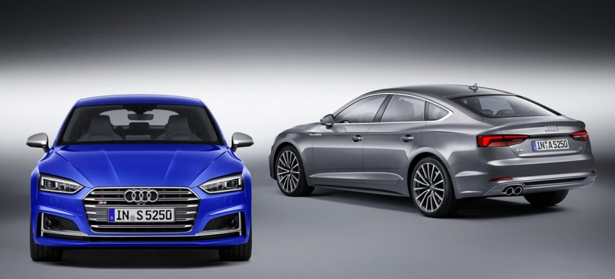 Новинки Audi на автосалоне в Париже