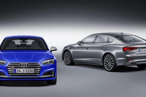 Audi объявила цены на A5 Sportback и S5 Sportback в России