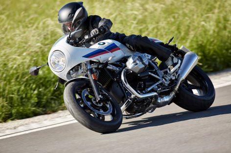 Новые BMW R nineT Racer и R nineT Pure
