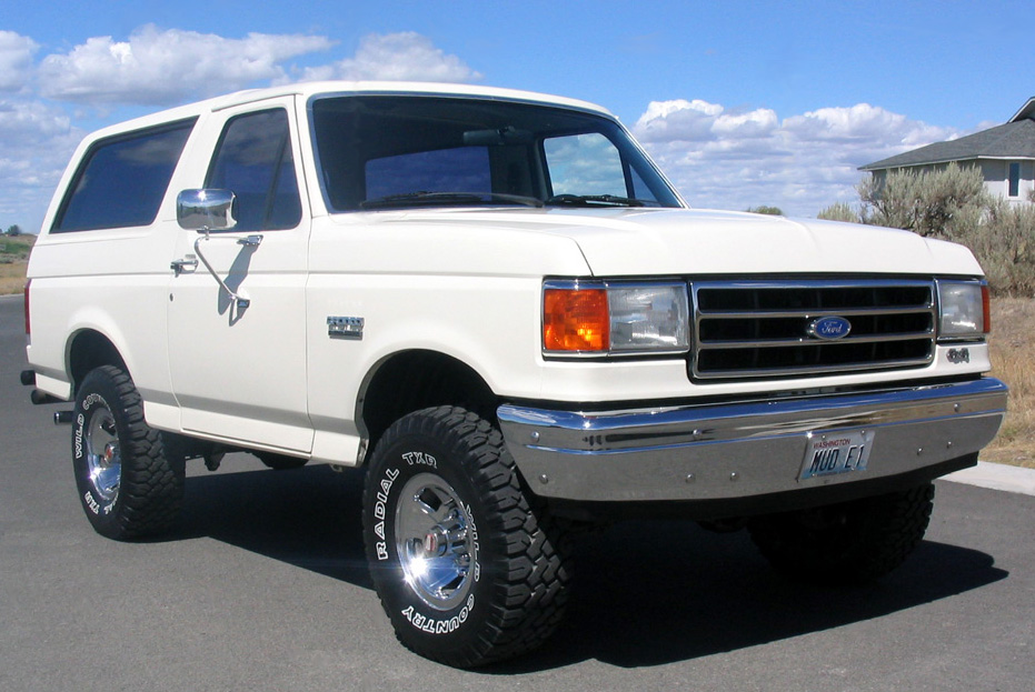 Ford Bronco 1987-1991