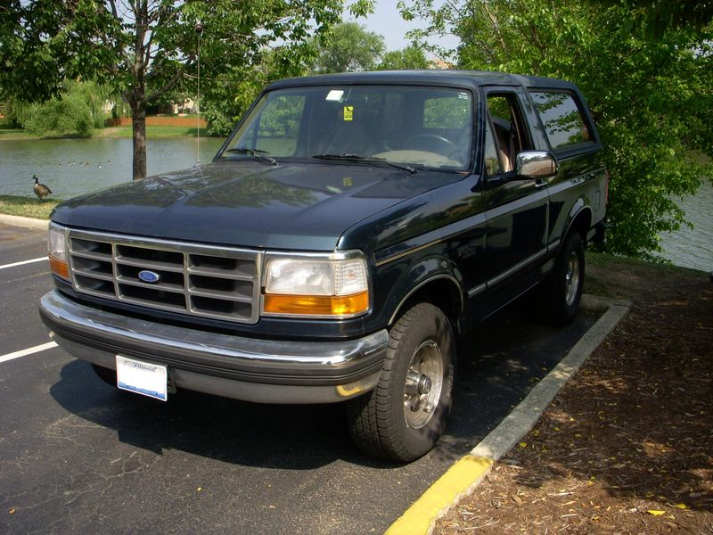 Ford Bronco 1992-1996