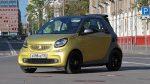Мыслепреступление на колесах — Smart Cabrio