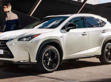 Lexus принимает заказы на версию NX 200 Sport