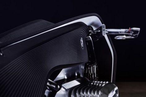 Концепт BMW Motorrad VISION NEXT 100