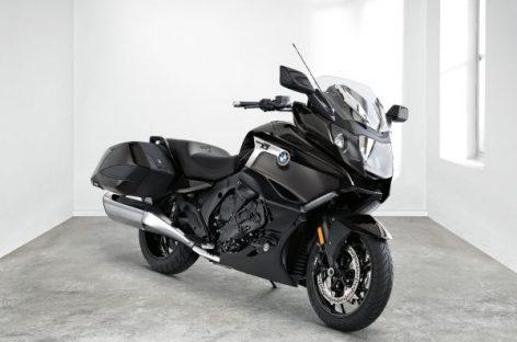 Новый бэггер BMW K 1600 B