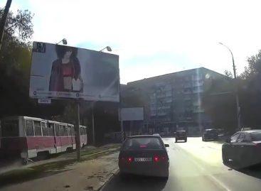 Саратовский беспощадный трамвай