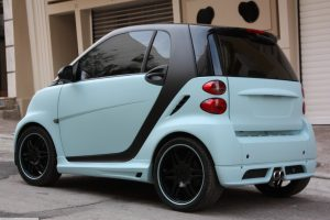 Смарт Fortwo 451