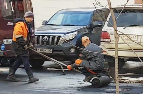 Современное строительство и ремонт дорог Россия против США и Европы