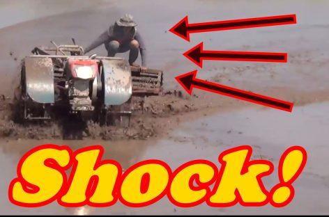 Безумные Тракторы Азии: Современные мега машины и сельское хозяйство