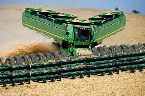 Впечатляющие современные мега машины и сельское хозяйство: Сбор хлопка, сахарного тростника, ягод и т.д.