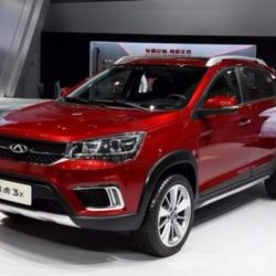 Китайцы уже могут заказать новый Chery Tiggo 3X