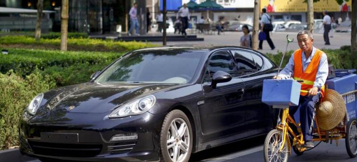 Китай – главный рынок для Porsche
