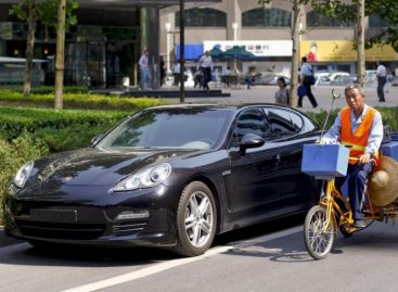 Китай — главный рынок для Porsche