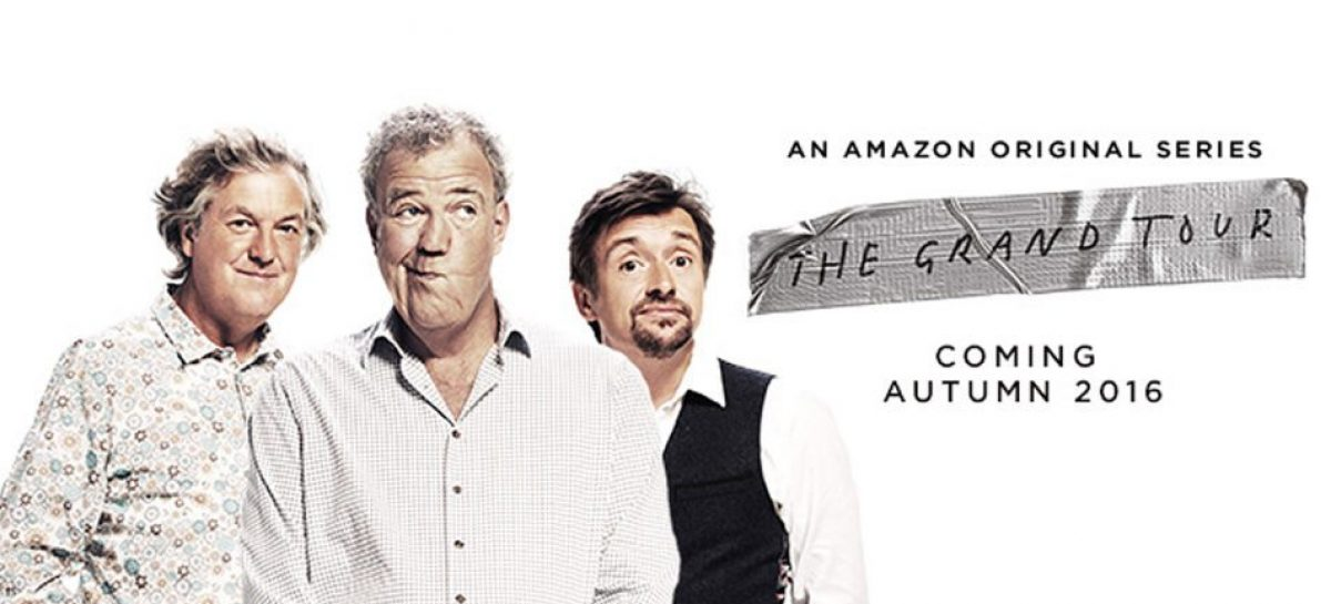 The Grand Tour от Clarkson & Co