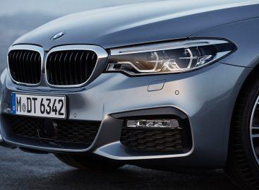 Новый BMW 5 серии – в феврале!