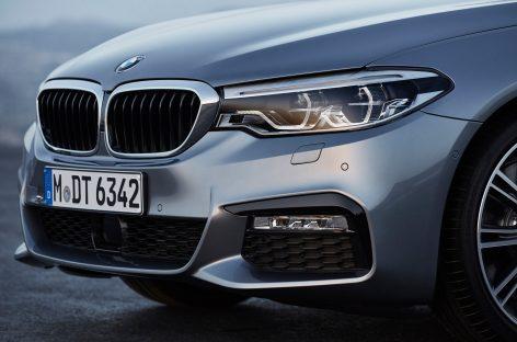 Новый BMW 5 серии — в феврале!
