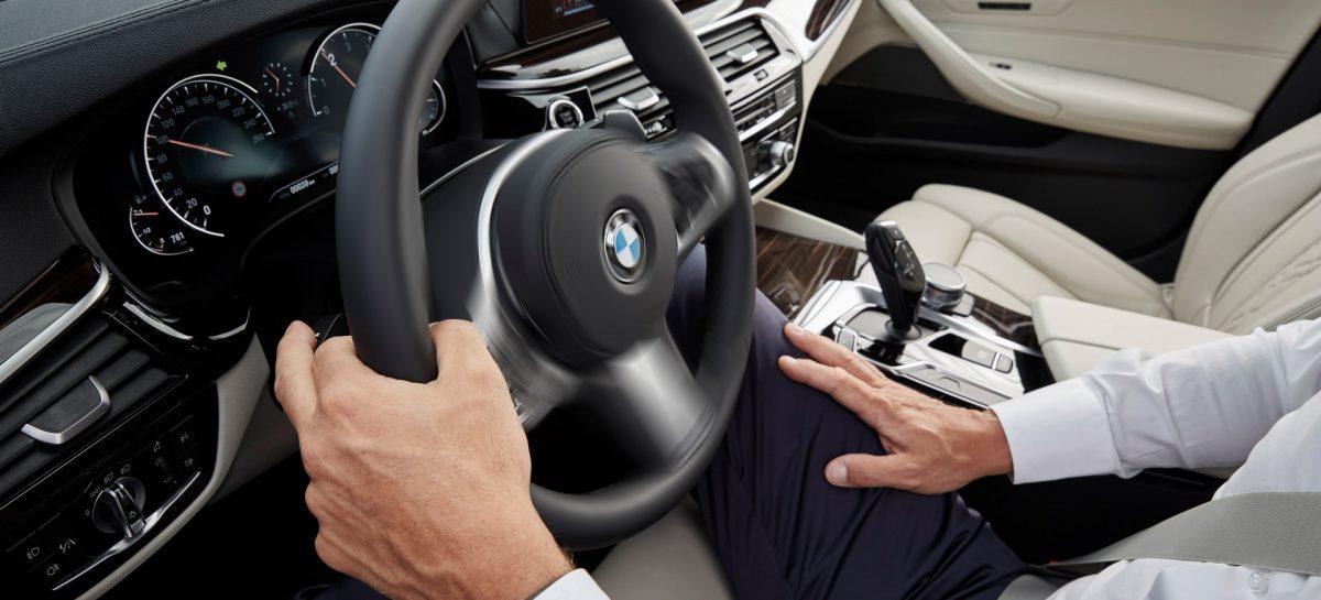 BMW представит новый седан пятой серии на автосалоне в Лос-Анджелесе