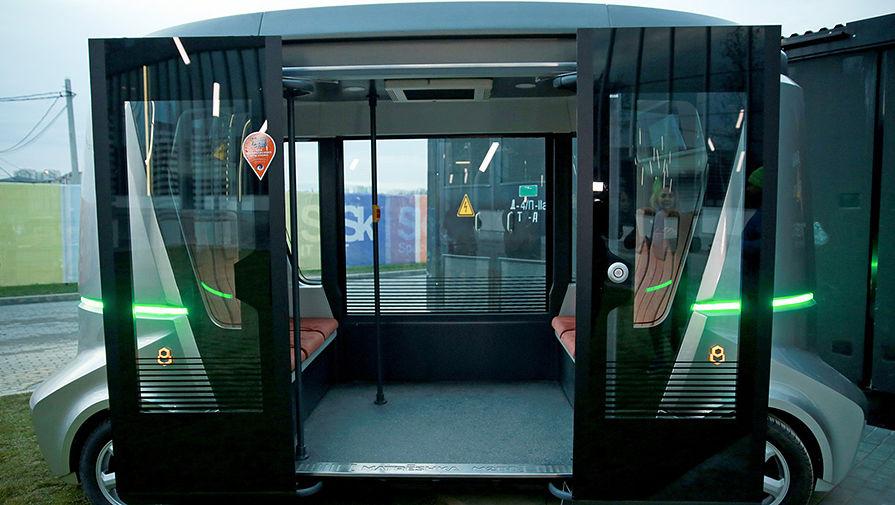 электроавтобус Matrёshka