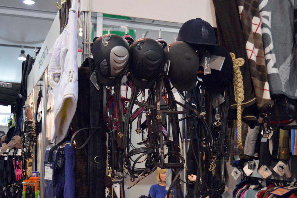 Шлемы, уздечки и бриджи для верховой езды на любой вкус!