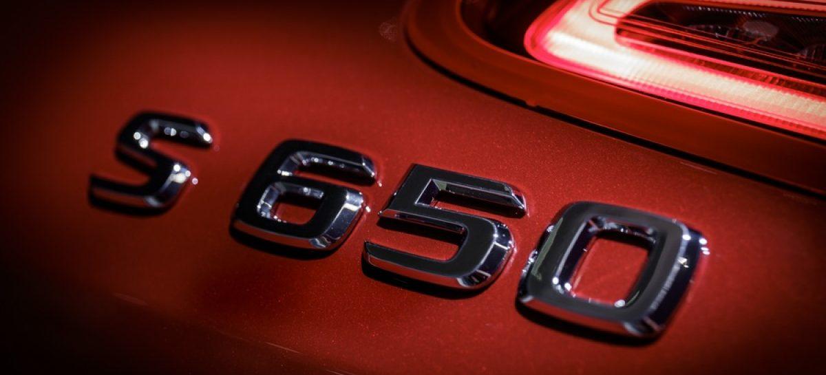 Mercedes презентовал новый Maybach S 650