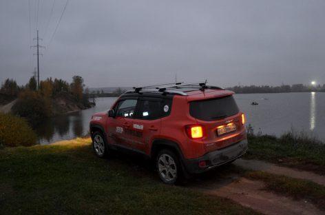 Jeep Renegade. Концентрат Мыслей & Фельетон