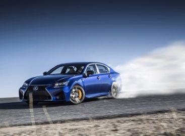 Lexus GS-F: дикий барин