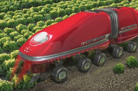 Самые передовые технологии будущего и мега машины. Сельское хозяйство и строительство