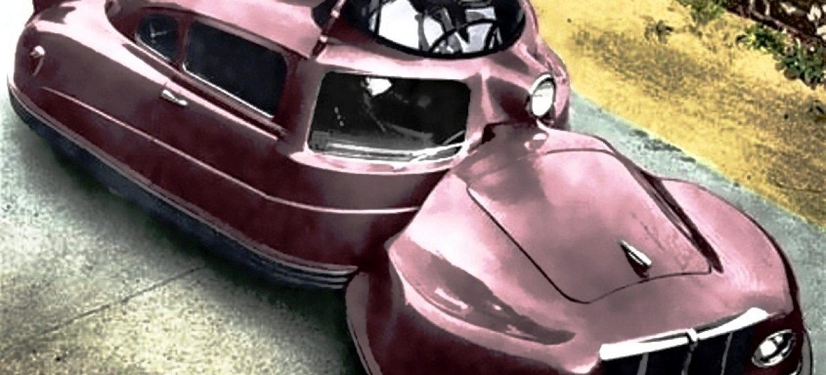 Sir Vival – самый страшный и самый безопасный автомобиль в мире