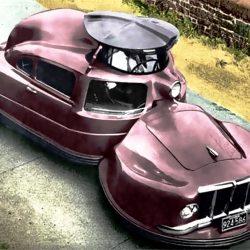 Sir Vival - самый страшный и самый безопасный автомобиль в мире