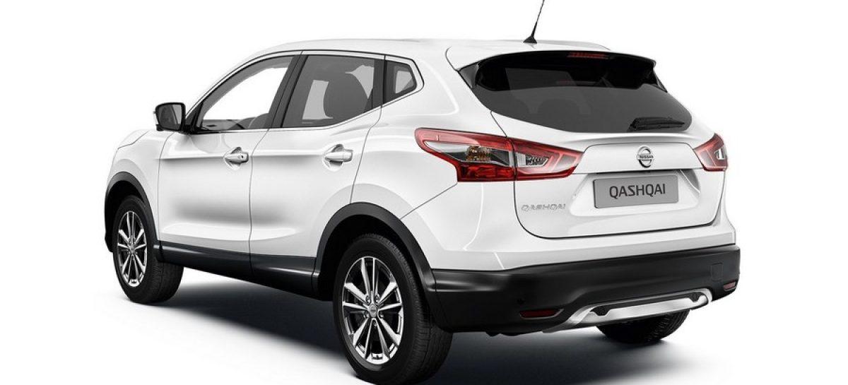 Nissan выпустила спецверсии Qashqai City и Qashqai City 360