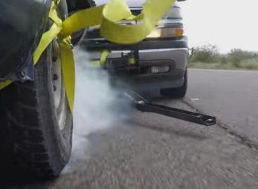 В США автонарушителей будут ловить с помощью лассо
