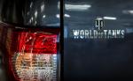 УАЗ объявил стоимость УАЗ ПАТРИОТ WORLD OF TANKS EDITION