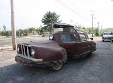 Sir Vival: самый безопасный автомобиль в мире (и самый уродливый)