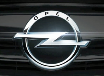 Opel выкатил новый компакт-кроссовер Crossland