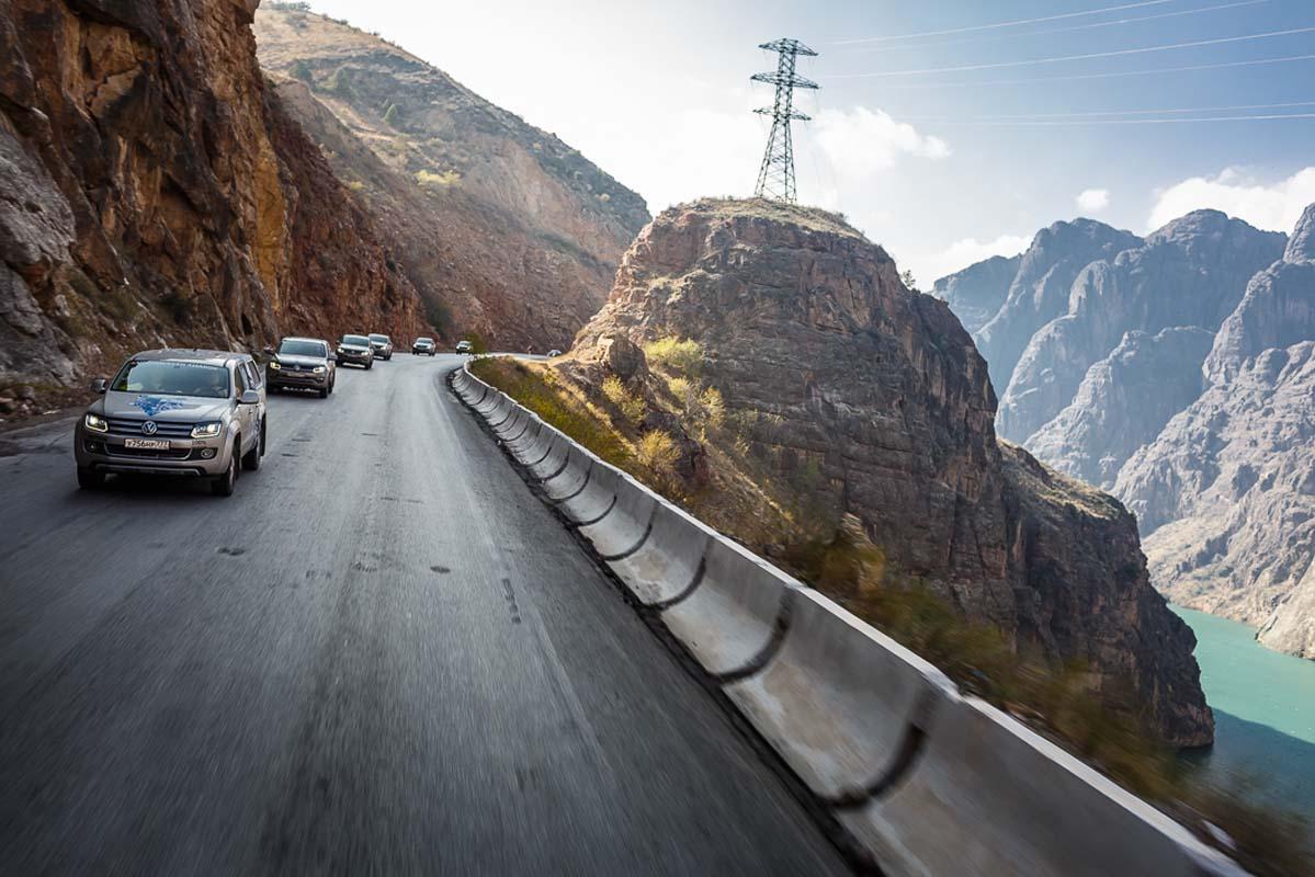Экспедиция Volkswagen Amarok