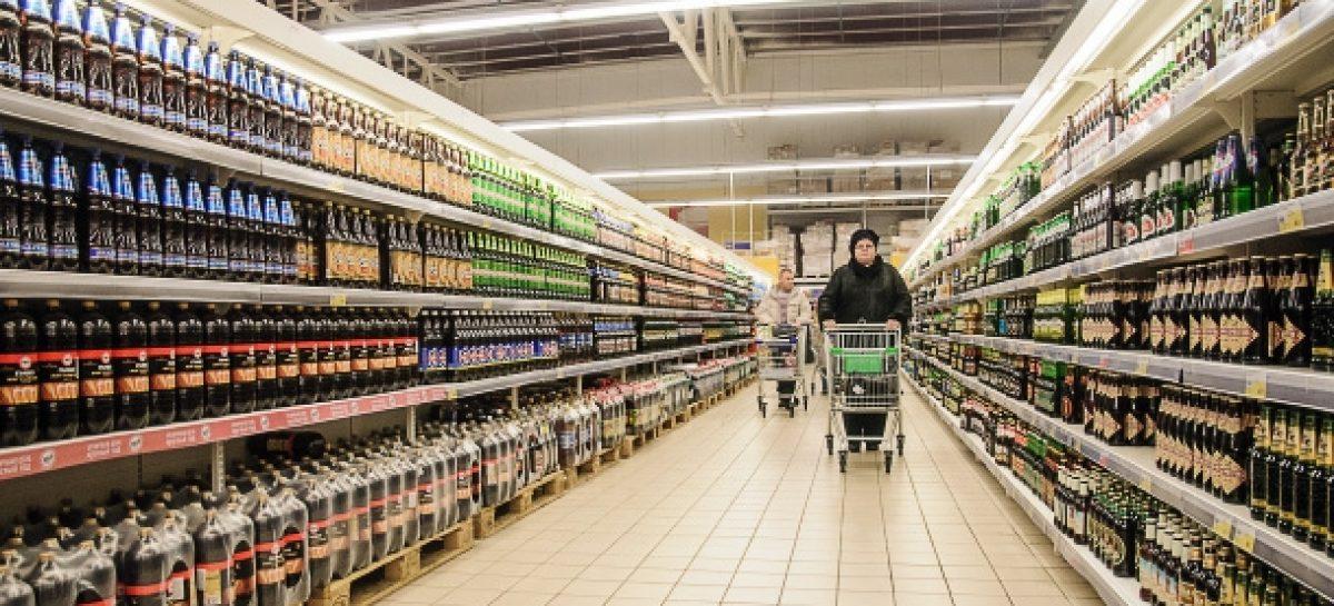 Алкоголь будут продавать по водительским правам