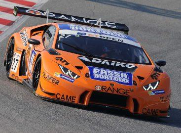 Lamborghini Huracán GT3 – досрочная победа!