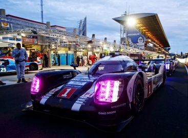 Porsche с 919 Hybrid побеждает в зачете производителей
