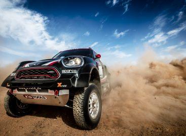 MINI John Cooper Works Rally – новый чемпион MINI Motorsport