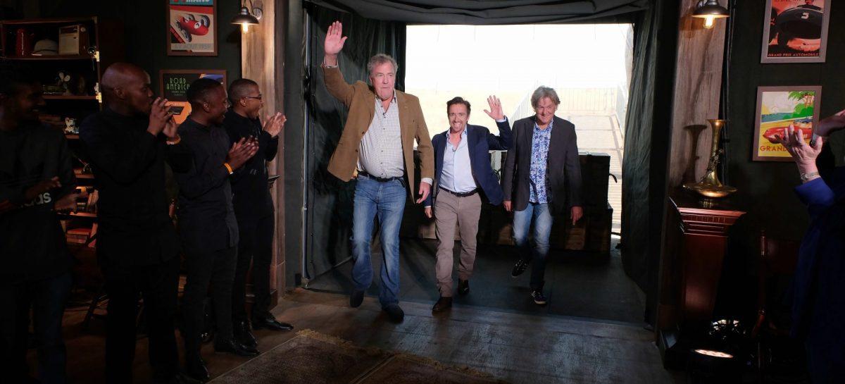 Когда премьера The Grand Tour – нового автомобильного шоу от создателей Top Gear?